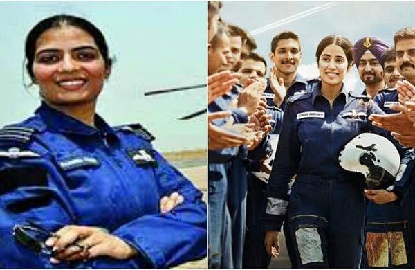 Gunjan Saxena: The Kargil Girl Janhvi Kapoor