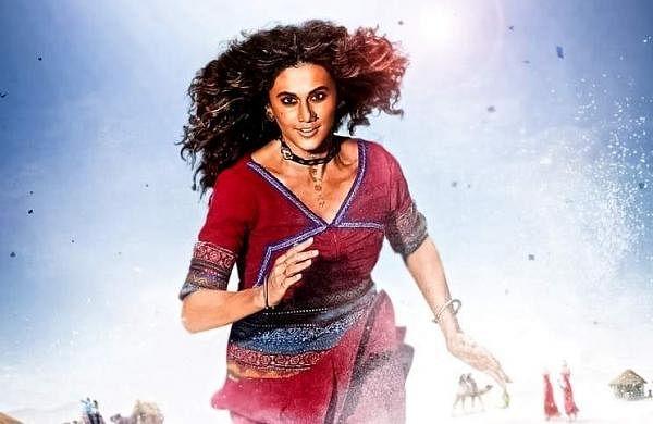 Rashmi Rocket Taapsee Pannu