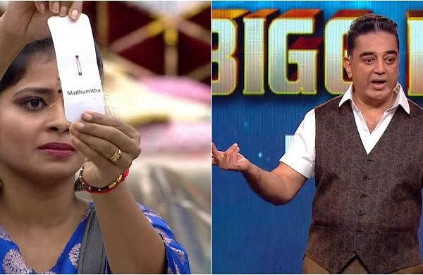 Bigg Boss Tamil 3: Host Kamal breaks down the week's events and talks about the Kavin-Sakshi-Losliya misunderstanding