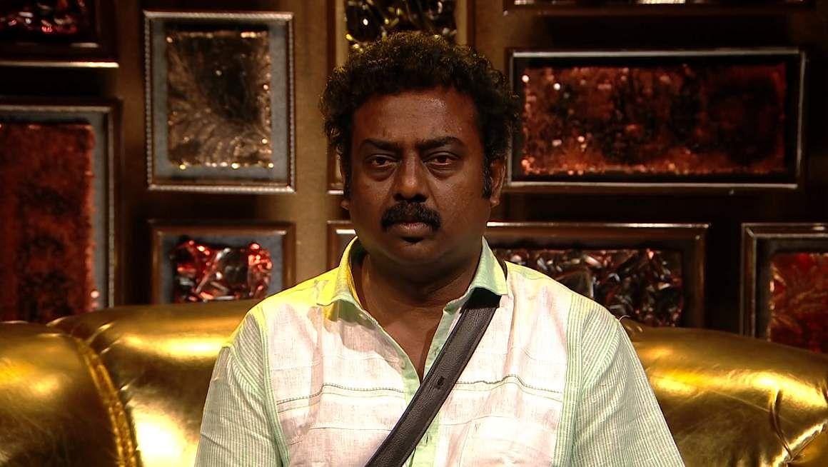 13Bigg Boss Tamil 3: Saravanan's eviction, Losliya's nominationand Sakshi's backstabbing