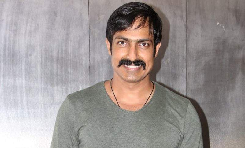 I don't think I can only fit negative characters: Harish Uthaman