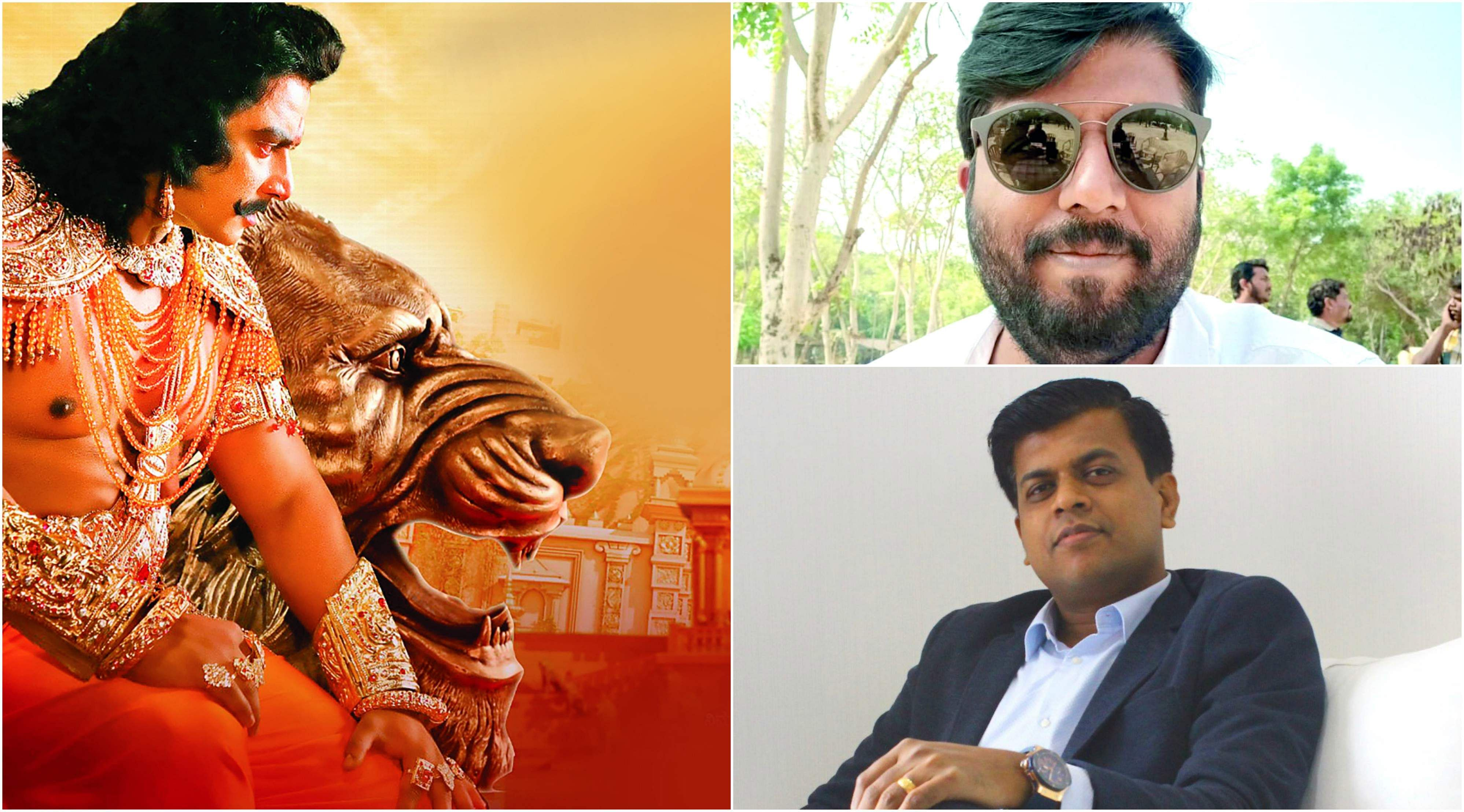 Meet the men behind visual effects and 3D marvel in Darshan