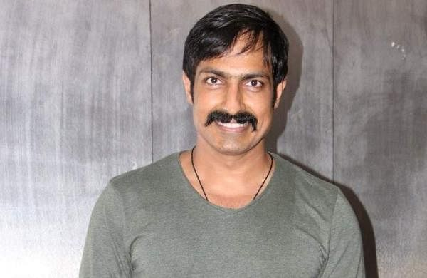 I don't think I can only fit negative characters:Harish Uthaman