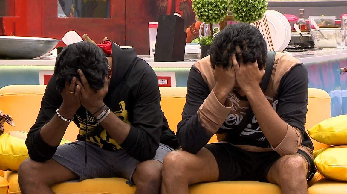 10Bigg Boss Tamil 3: The surprise eviction of Saravanan causes uncertainty among housemates