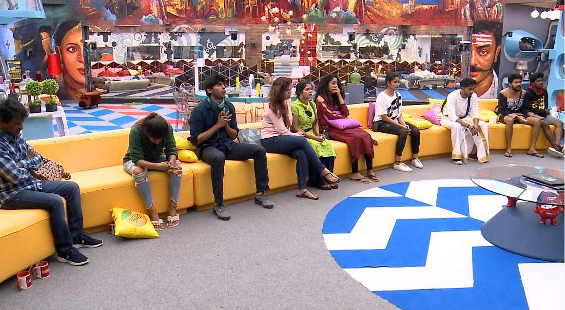11Bigg Boss Tamil 3: The surprise eviction of Saravanan causes uncertainty among housemates