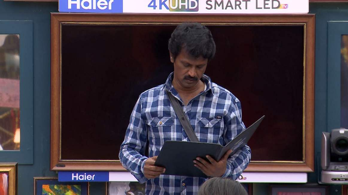 13Bigg Boss Tamil 3: The surprise eviction of Saravanan causes uncertainty among housemates