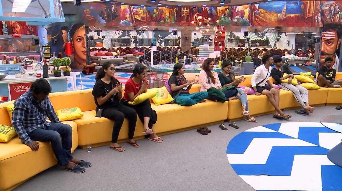 14Bigg Boss Tamil 3: The surprise eviction of Saravanan causes uncertainty among housemates