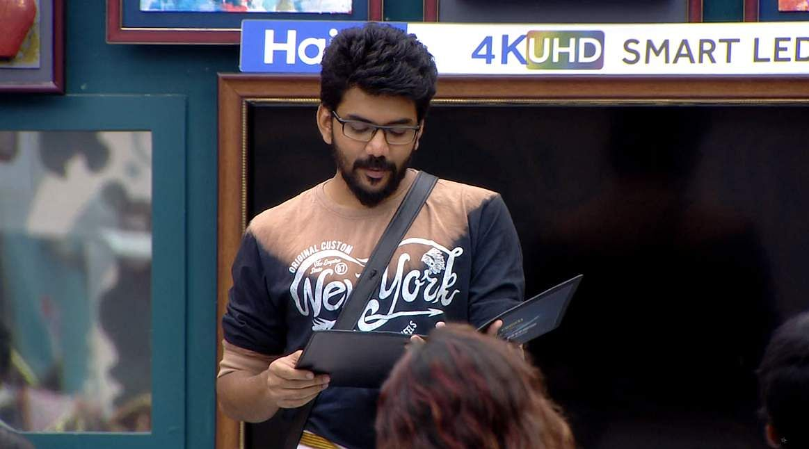 4Bigg Boss Tamil 3: The surprise eviction of Saravanan causes uncertainty among housemates