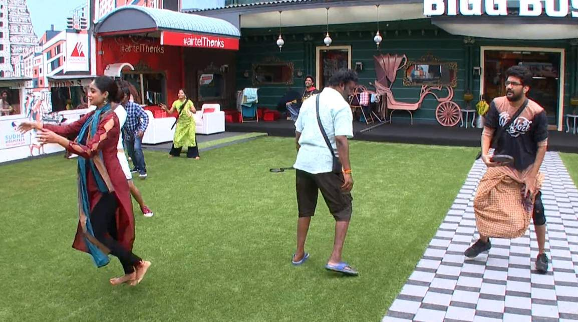 5Bigg Boss Tamil 3: The surprise eviction of Saravanan causes uncertainty among housemates