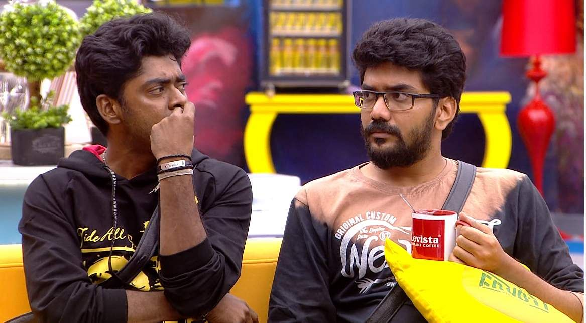 9Bigg Boss Tamil 3: The surprise eviction of Saravanan causes uncertainty among housemates