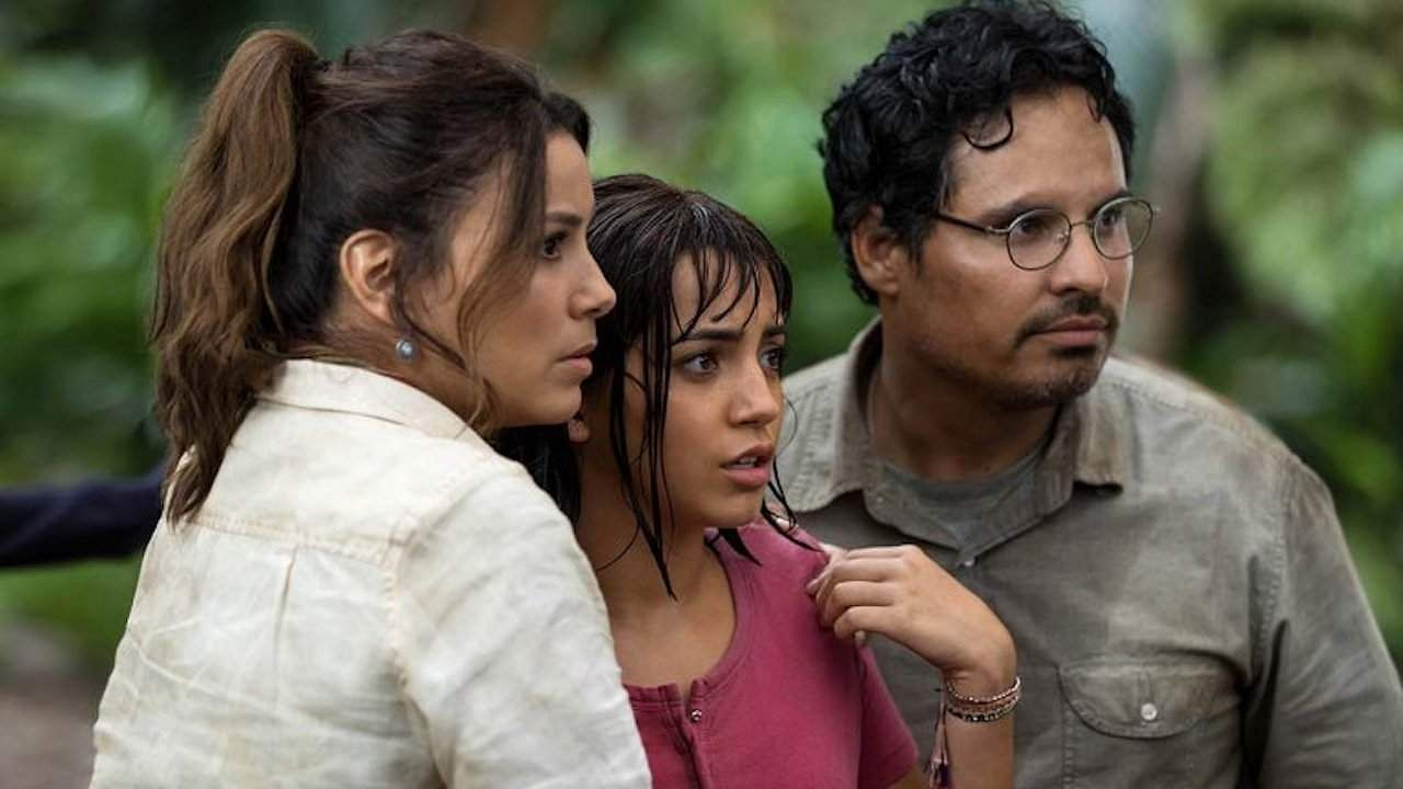 Dora and the Lost City of Gold Movie Review: An adorable film that is not just for fans