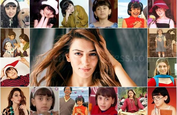 Happy Birthday Hansika Motwani: 21 rare pictures that trace the actor's journey from childhood to stardom