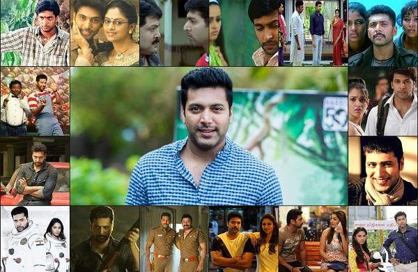 Happy Birthday Jayam Ravi: 16 roles that definethe actor'sversatility