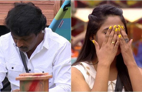 Bigg Boss Tamil 3 - The Cheran-Losliya relationship takes a major blow