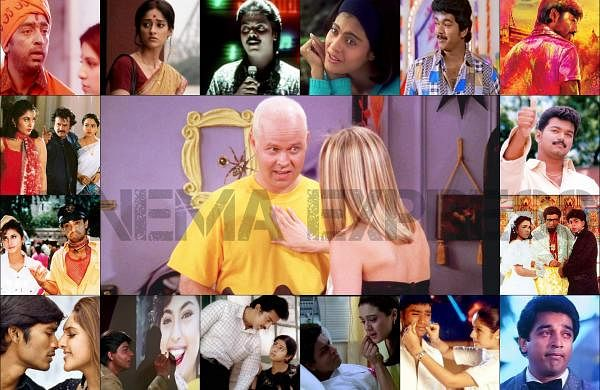 25 Years of Friends: 25 different types of Gunther in Tamil Cinema and Bollywood