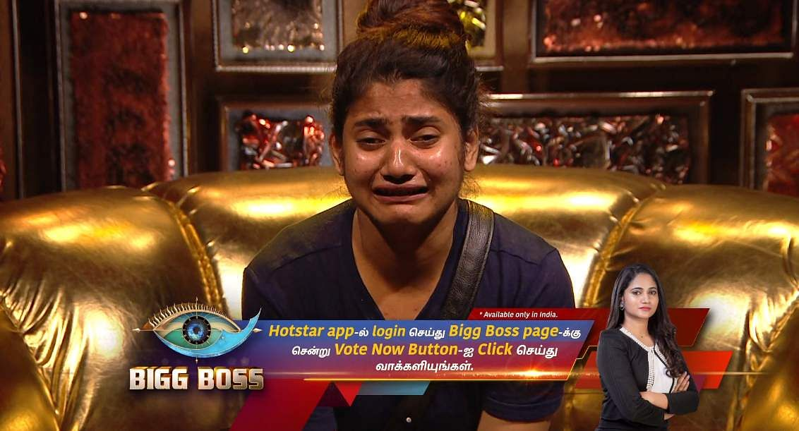 10Bigg Boss Tamil 3 - Kavin exits the Bigg Boss house voluntarily leaving Sandy and Losliya in tears