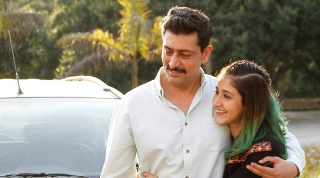 Little Baby Movie Review: Priyanshu Chatterjee redeems a generic father-daughter story