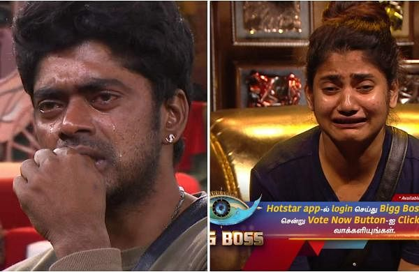 Bigg Boss Tamil 3 - Kavin exits the Bigg Boss house voluntarily leaving Sandy and Losliya in tears