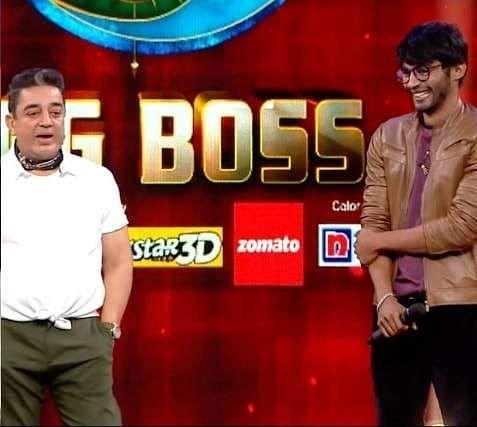 Tharshan Bigg Boss Tamil 3