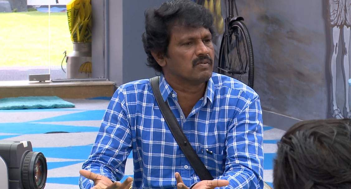 5Bigg Boss Tamil 3 - Sherin goes after Vanitha's derogatory comments about her