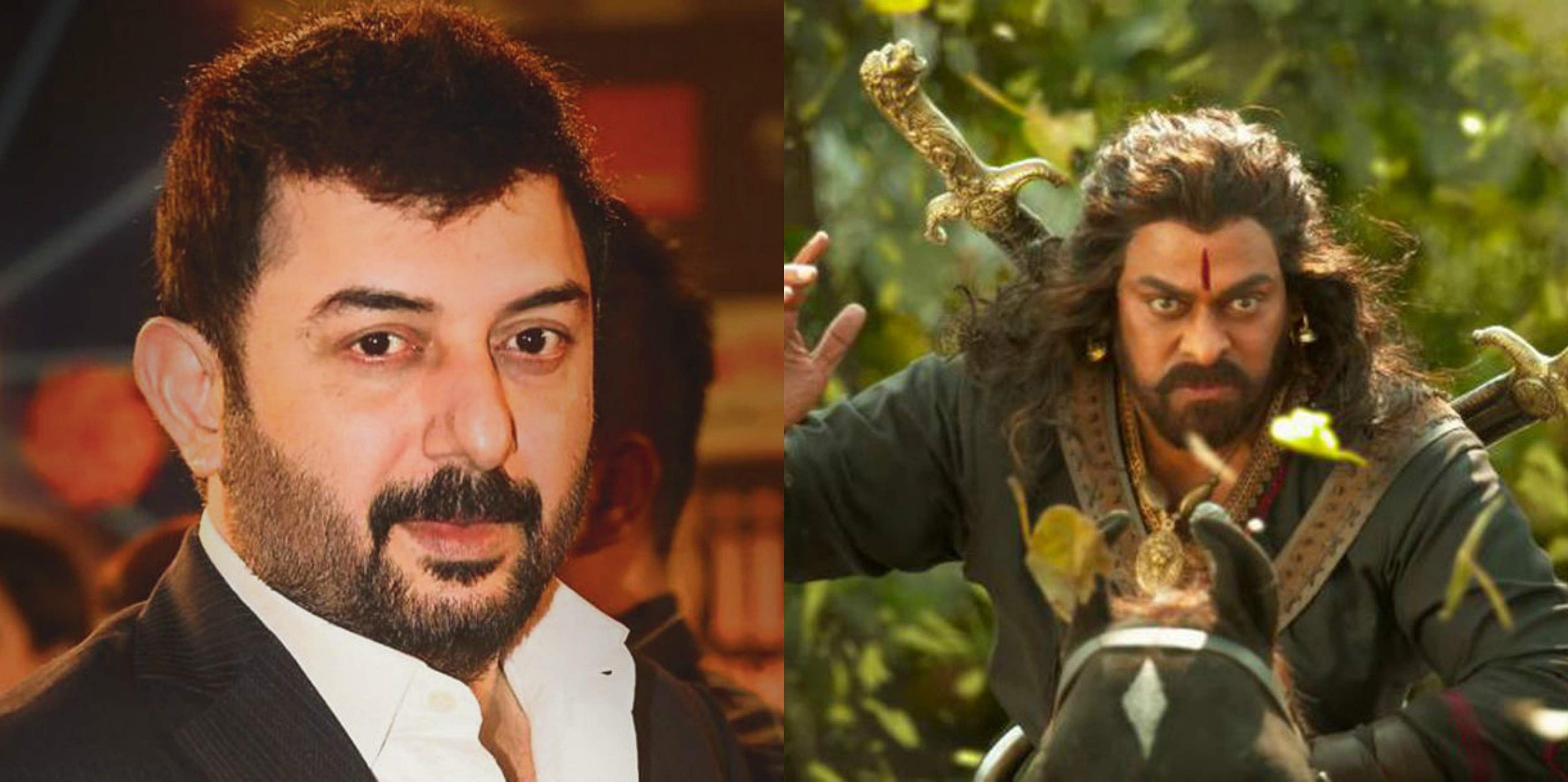 Arvind Swami To Dub For Chiranjeevi In Tamil Version Of Sye Raa Narasimha Reddy Cinema Express