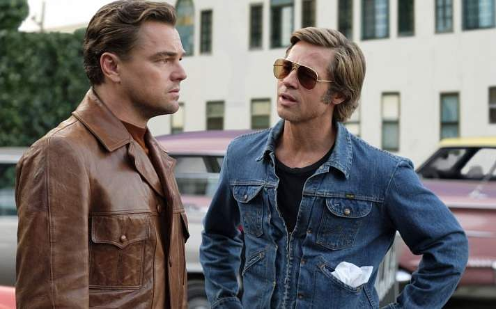 A still from Once Upon A Time In Hollywood