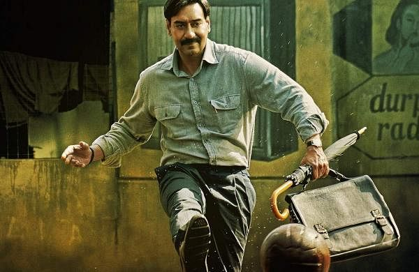 Ajay Devgn-Maidaan