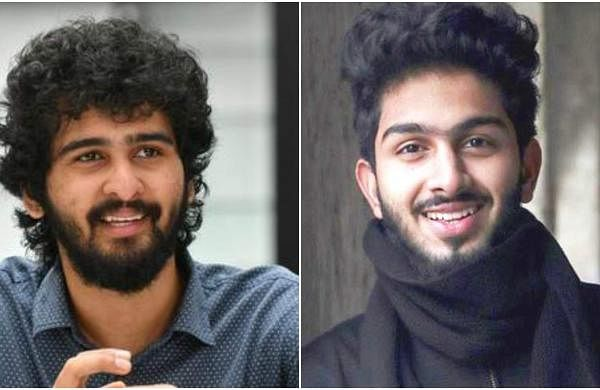 Shane Nigam and Sarjano Khalid