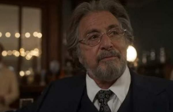 Al Pacino in Hunters