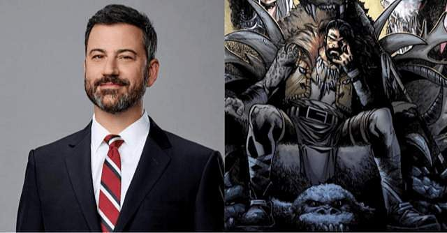 Jimmy Kimmel to play Kraven