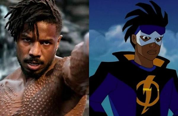 Michael B Jordan to produce DC film Static Shock