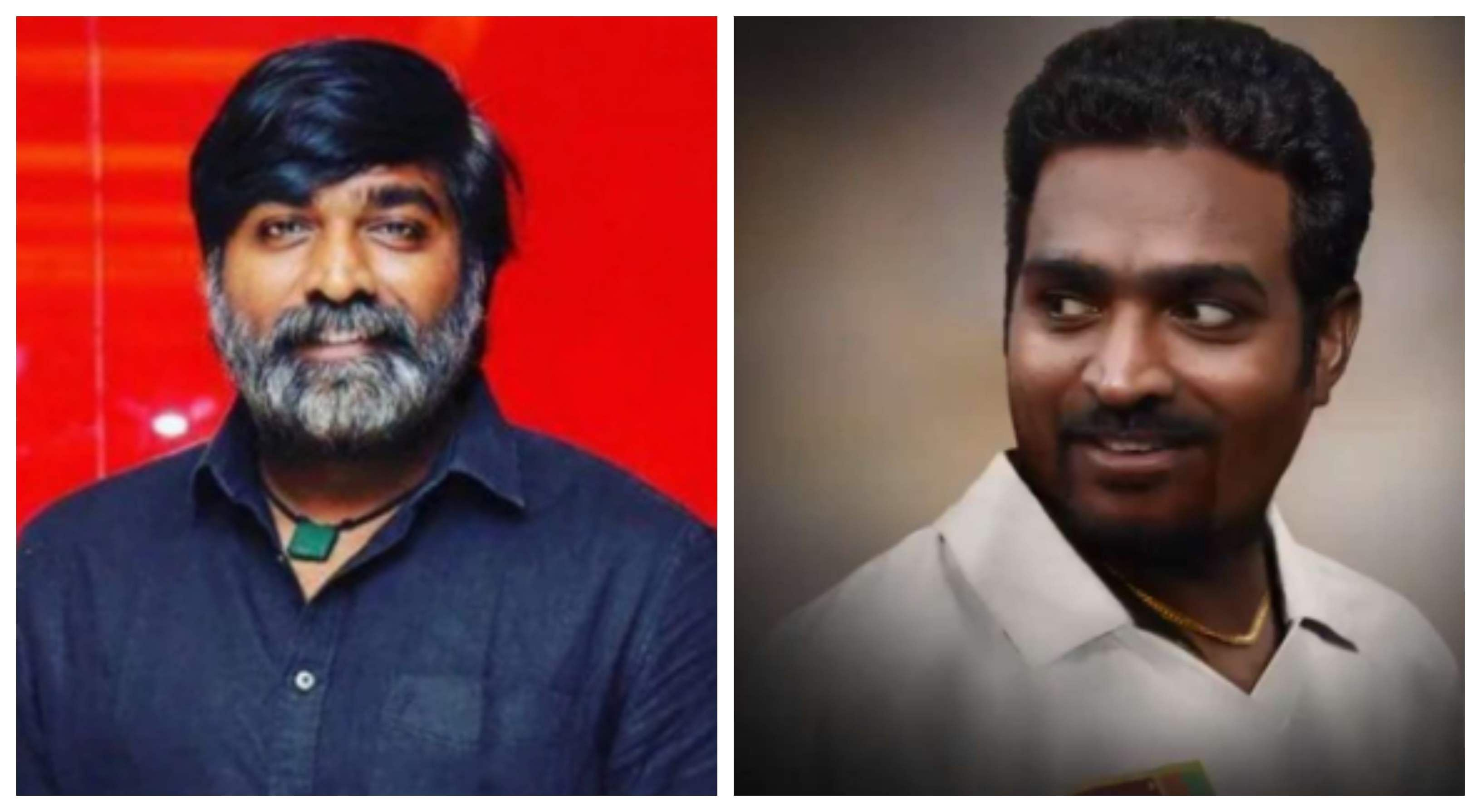 Vijay Sethupathi out of 800
