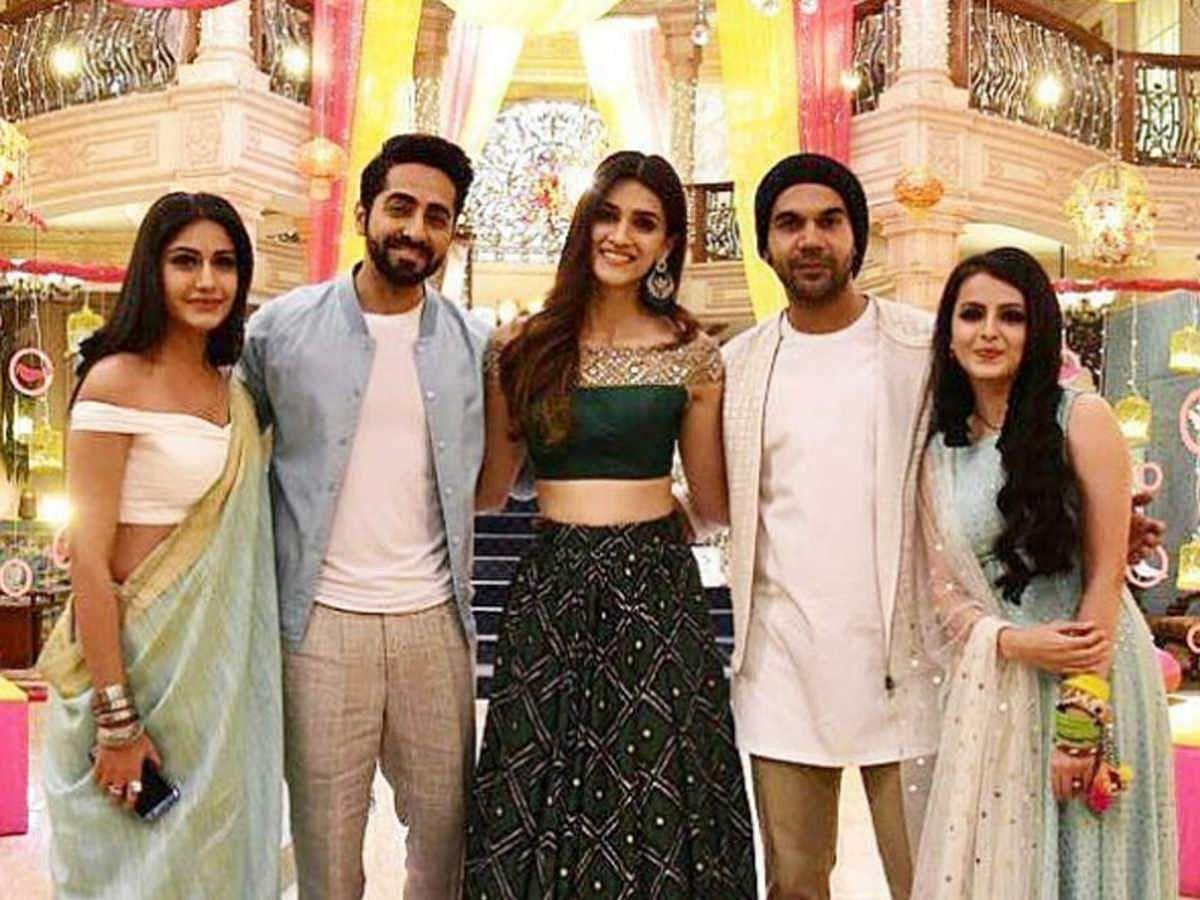 Rajkummar Rao, Kriti Sanon's next