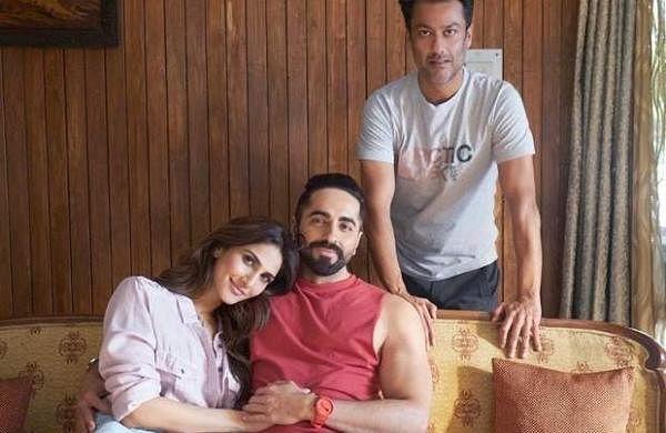 Ayushmann Khurrana-Vaani Kapoor's next titled Chandigarh Kare Aashiqui