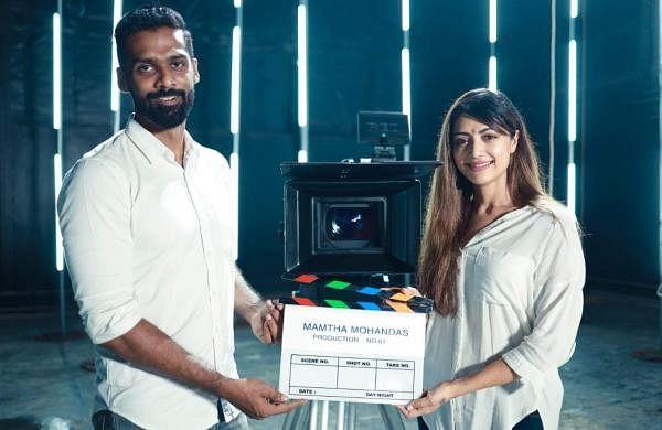 Mamta Mohandas turns producer