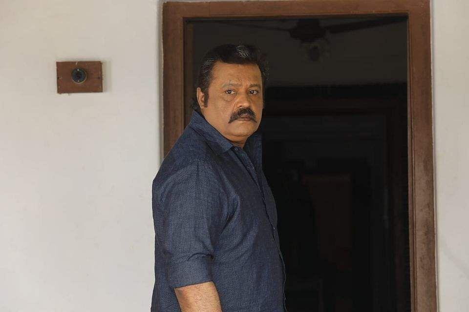 Suresh Gopi returns to the sets of Kaval