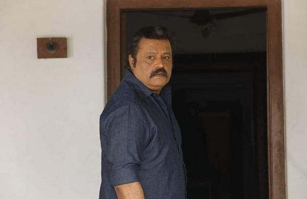 Suresh Gopi returns to the sets of Kaval