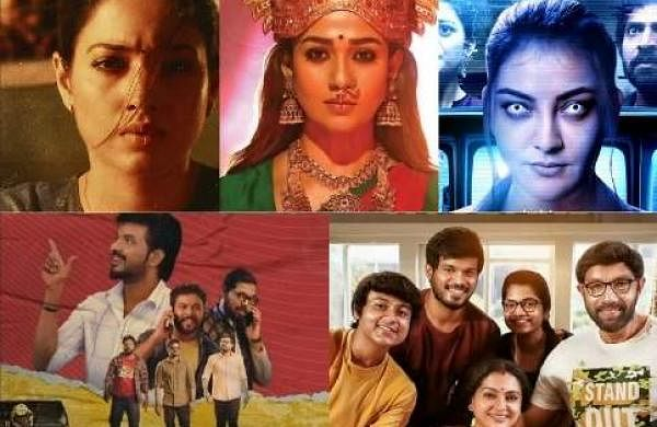 Disney+Hotstar announces Tamil originals and release date of Mookuthi Amman