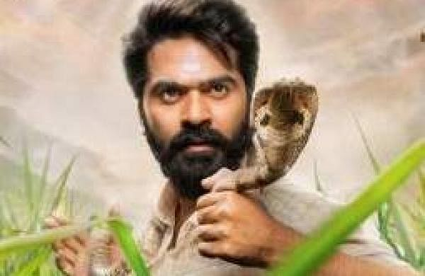 Simbu's film with Susienthiran titled Eeswaran, motion poser out
