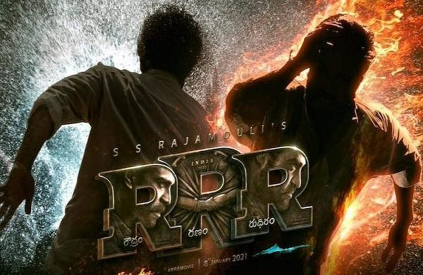 Rajamouli resumes filming RRR with night shoot