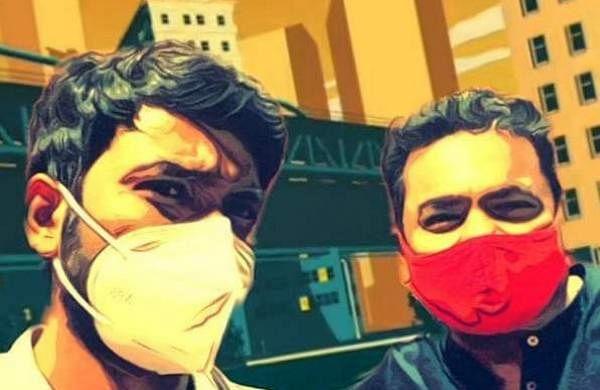 Dhanush and AR Rahman