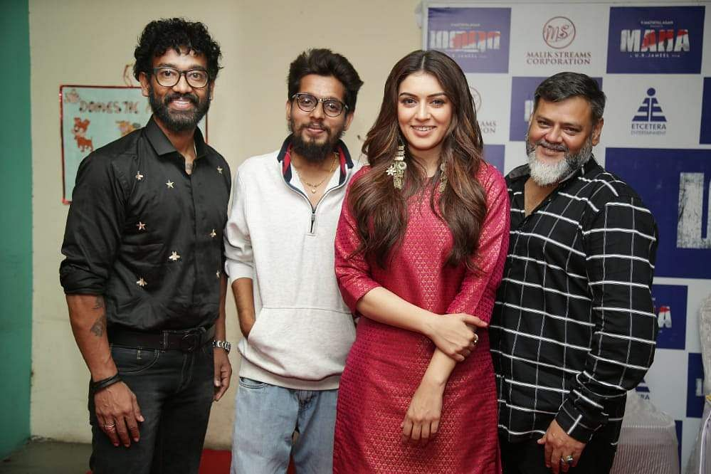 Hansika's Maha wrapped up