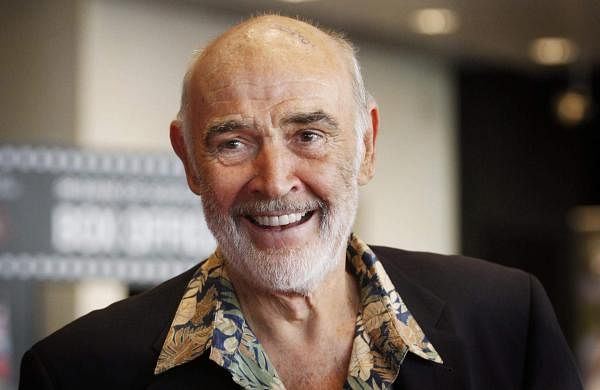 Legendary actor Sean Connery dies aged 90