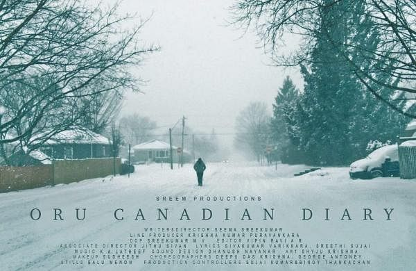 Oru Canadian Diary