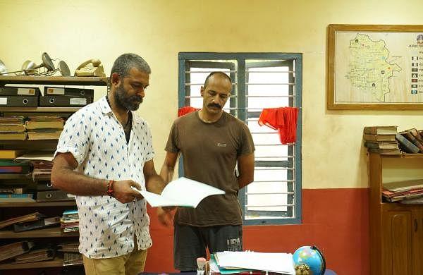 Aju Kizhumala and Kishore