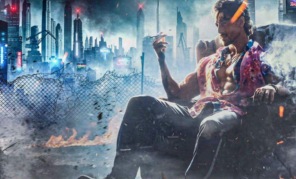 Ganapath posterout: Tiger Shroff prepares for a post-pandemic world