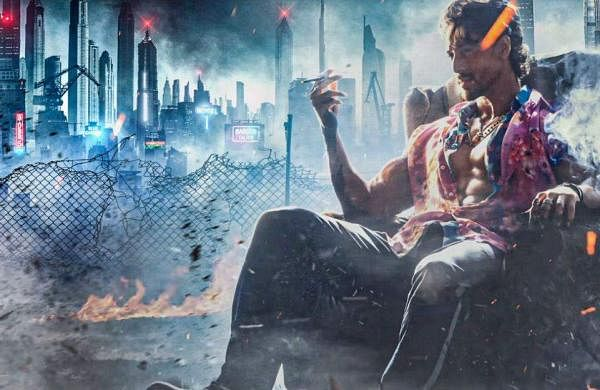 Ganapath poster out: Tiger Shroff prepares for a post-pandemic world