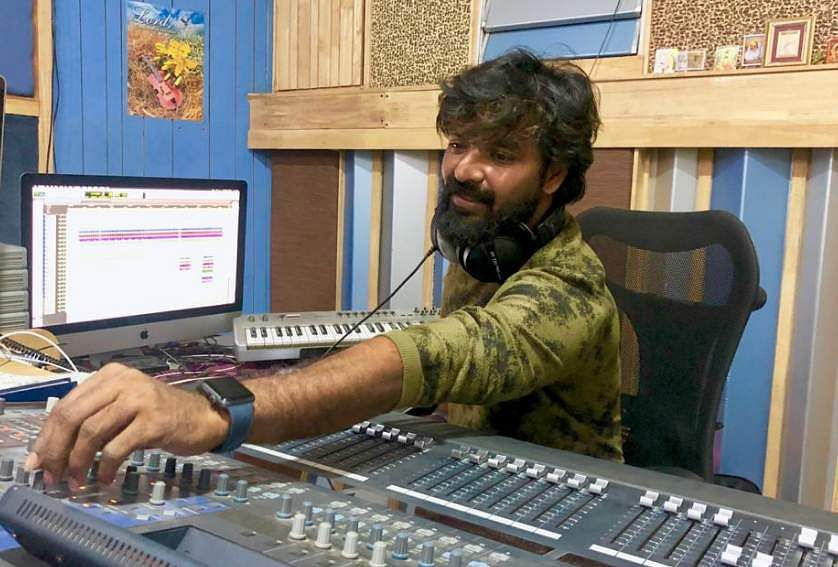 Jai turns music composer