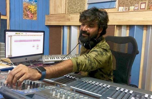 Jai turns music composer