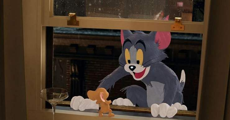 A still from Tom And Jerry